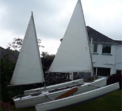 Open Canoe Sailing Group boats for sale