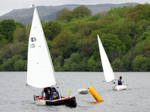 Welcome to the Open Canoe Sailing Group